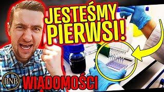 Polski lek na… wiadomo co DZIAŁA! Cały świat W SZOKU | WIADOMOŚCI