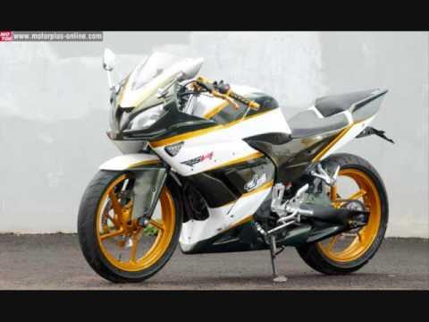Video Modifikasi Motor Yamaha Byson