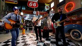 Jack's Truck Stop & Cafe - Rodrigo HADDAD and his Pure Country Band [Cover]