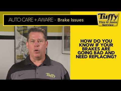 , title : 'Tuffy Tire & Auto Service Centers - Auto Care + Aware - Brake Issues