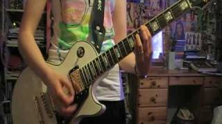 jonas brothers -pizza girl -guitar cover