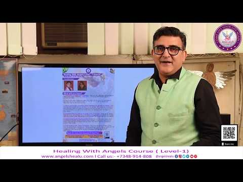 Learn Healing with Angels | Introduction of Angel Healing course | Angels Heal U