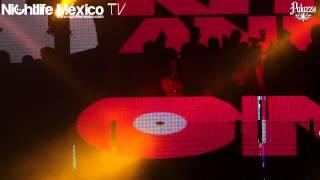 Dj Rhiannon @Palazzo CUN |Nightlife México TV