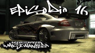 "Need For Speed Most Wanted | Episodio 16 | ""Soy Feliz con mi Coche Nuevo"""