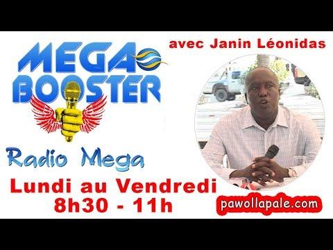 Andirèk nan MEGA BOOSTER, Moïse Jean-Charles bay pwopozisyon aprè Jovenel la (видео)
