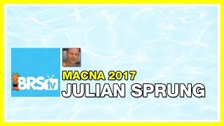 Julian Sprung: Little Stories 2 | MACNA Speakers 2017