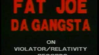 Fat Joe 1993 Commercial