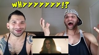 Raabta Title Song | Deepika Padukone [REACTION]
