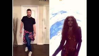 Troy Miller - Fuego  Eleni Foureira Eurovision 2018 Choreography