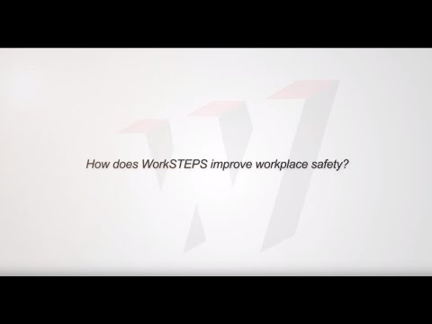 How does WorkSTEPS improve workplace safety?