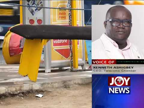 MOBILE MONEY MATTERS: This is a security issue- Ken Ashigbey. (22-08-18)