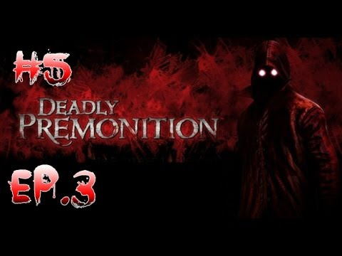 DEADLY PREMONITION EP.3 CAP.5 – GALAXY OF TERROR. Full In English