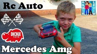 Mercedes AMG GT3 von Dickie Toys RC - CAR Spielzeug Rennauto - Angies und Levis Kinderkanal