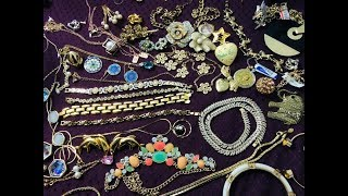 Great Goodwill Jewelry Jar - Mille Fiori, 925 Sterling, and more....