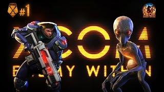 XCOM Enemy Within cz01 Atak Obcych
