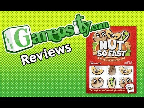 Gameosity Reviews Nut So Fast