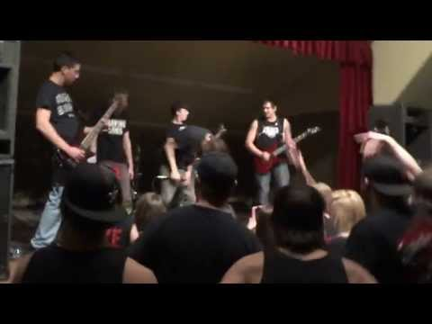 Beyond the Wreckage- Apparitions Live at Craig Pavillion