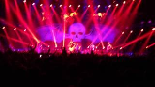 Avenged Sevenfold - Second Heartbeat, sung by fan 12/3/11 Minneapolis, MN