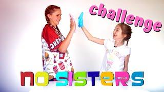 NoSisters Challenge | Komu bude viset sliz delší dobu?