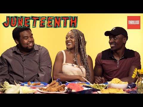 The Best Foods To Celebrate Juneteenth With    Thrillist Celebrates Juneteenth