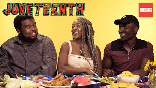 The Best Foods To Celebrate Juneteenth With || Thrillist Celebrates Juneteenth