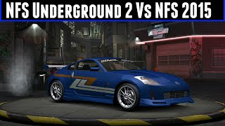NFS Underground 2 HD (Texturas/ENB/Resolução/Download Mod