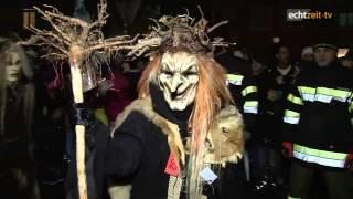 preview picture of video 'Krampuslauf Voitsberg 2014'