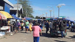 ตลาดนัดไทย-ลาว อำเภอธาตุพนม นครพนม