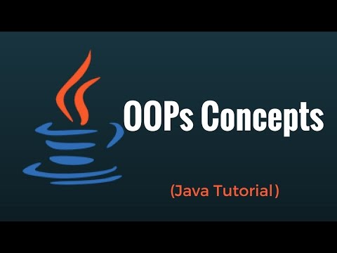 Java OOPs Concepts – Java Programming Tutorial