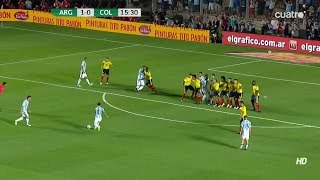 Lionel Messi vs Colombia Home 16112016 HD 1080i by SH10 Mp3