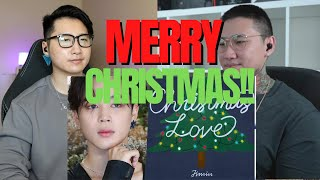 JIMIN - Christmas Love | WHOLESOME REACTION!!