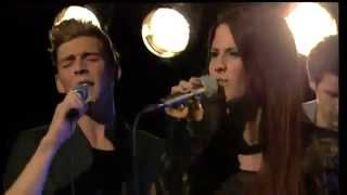 Molly Sandén & Christopher - A Little Forgiveness - Live at Nyhetsmorgon (TV4)