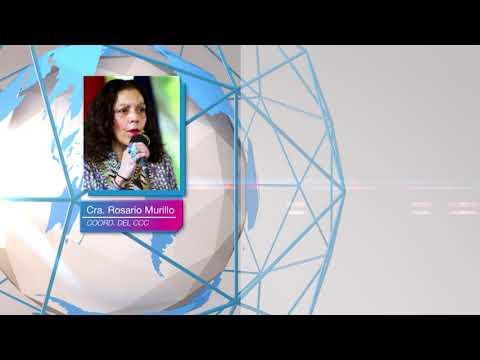 Compañera Rosario Murillo destaca celebraciones del Señor de Los Milagros
