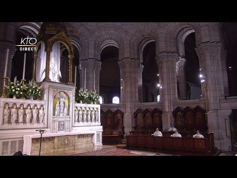Prière du Milieu du jour du 1er juin 2021 des Bénédictines du Sacré-Coeur de Montmartre