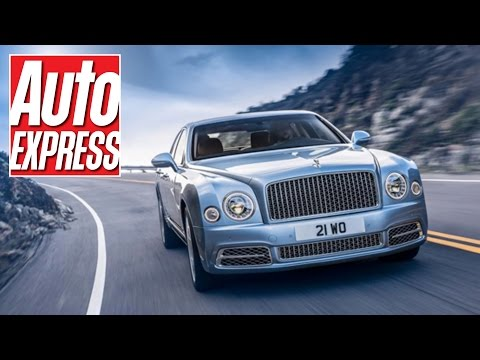 New look Bentley Mulsanne is the 'most relaxing car in the world'