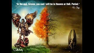 Complete St  Michael Archangel & Story of Lucifer's Fall   St  Michael Prayer