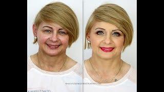 MAKIJAŻ KOBIETY DOJRZAŁEJ   Idealny Makijaż Dla Mamy Weselnej