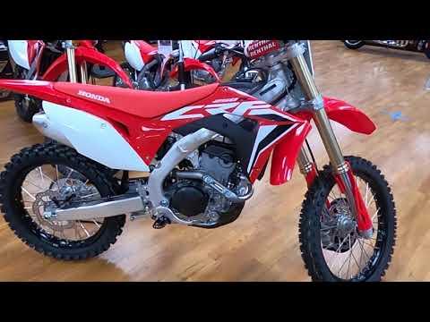 2021 HONDA CRF 250 R