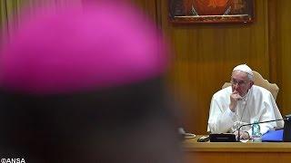 O Papa explica as 'discussões' durante o Sínodo da família