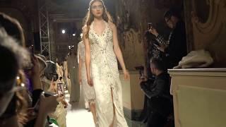 """Video. Nymf """"Portal"""" at Milan Fashion Week"""