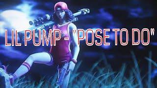 "Lil Pump   ""Pose To Do"" Ft. French Montana & Quavo (Fortnite Montage)"