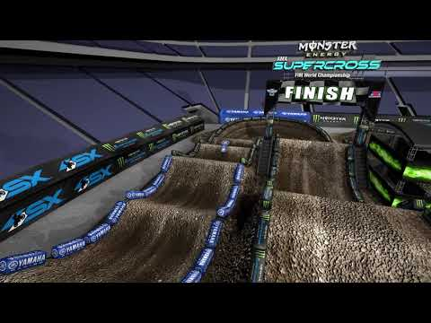 Yamaha Track Map East Rutherford