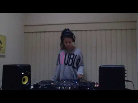 Dj Allie Ortiz - Session en vivo