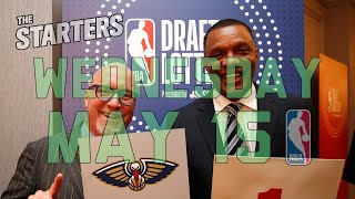 NBA Daily Show: May 15 - The Starters