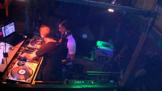 Sys vs. Leslie Smith-Live @ Columbus Club Techno Attack Utol-Show 2014.12.06