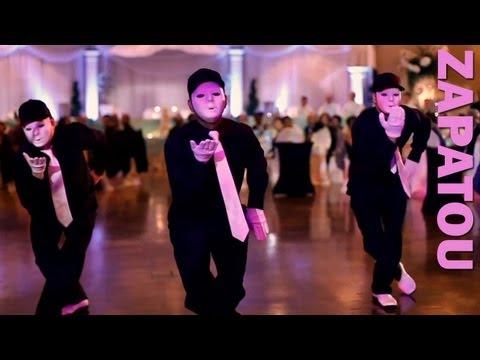 ריקודי החתונות מגניבים מרחבי העולם!