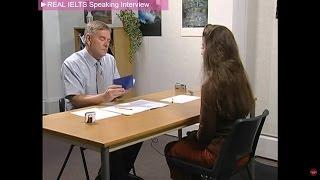 IELTS Speaking Test Full Part 1,2, 3    Real Test
