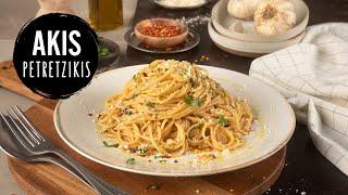 Spaghetti Aglio e Olio   Akis Kitchen - dooclip.me