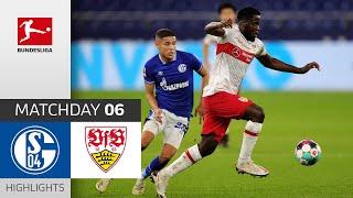 FC Schalke 04 - VfB Stuttgart | 1-1 | Highlights | Matchday 6 – Bundesliga 2020/21