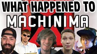 What Happened to Machinima? - Dead Channels
